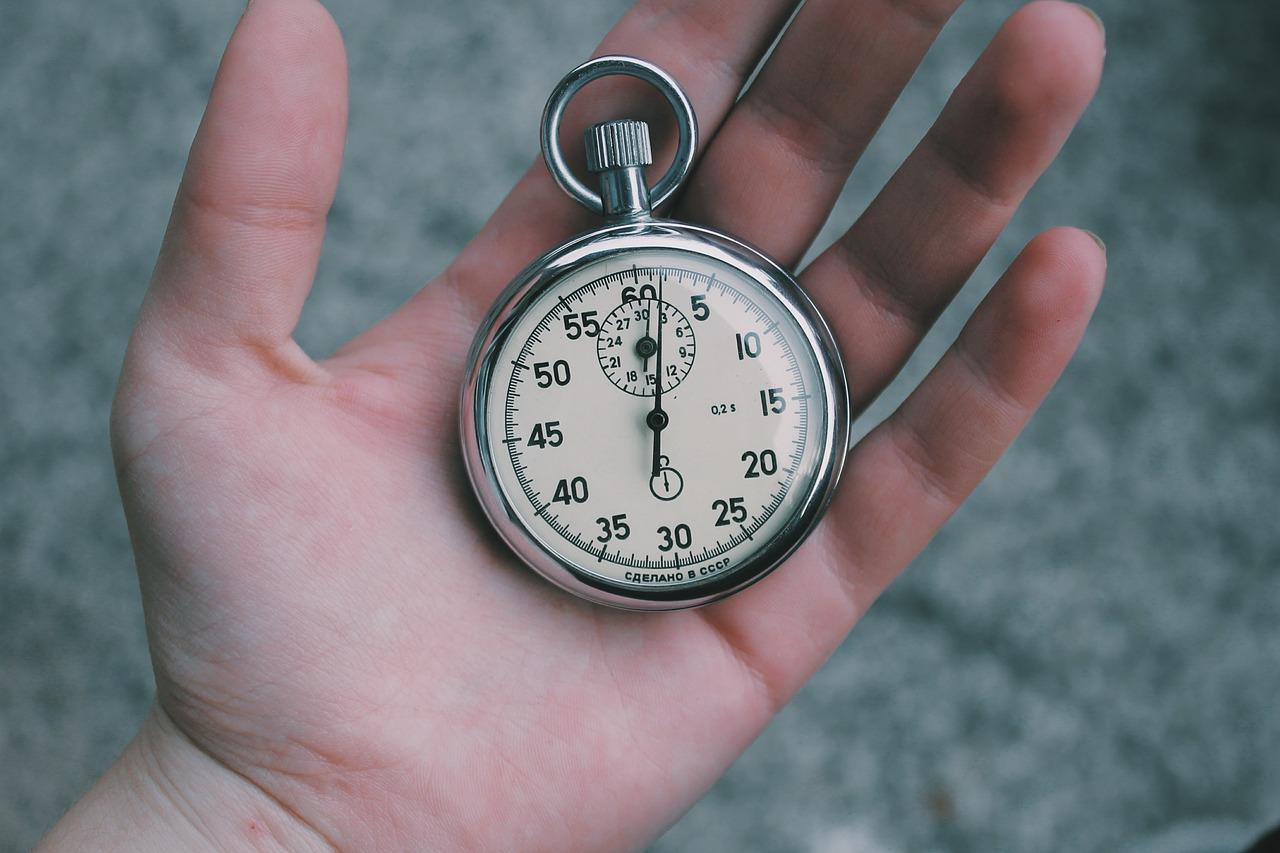 【過集中な人の時間管理】ポモドーロ・テクニックの実践方法・アプリ設定方法